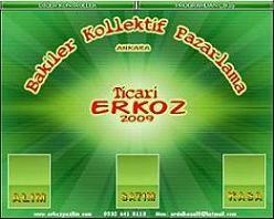 2009 Alım Satım Ticari Entegre 1.1