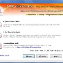 A-PDF Office to PDF 5.6.0
