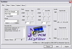 AC3Filter 1.51a