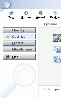 Ace Optimizer Utilities (98/ME İçin) 4.2