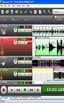 Acoustica Mixcraft 6.1 Yapı 213
