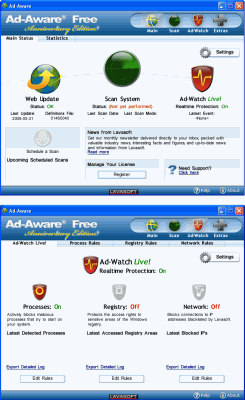 Ad-Aware Free Anti-Malware 10.0.186.3233