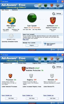 Ad-Aware Free Anti-Malware 8.3.0.0