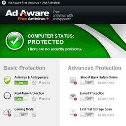 Ad-Aware Free Antivirus+ 10.5.3.4405