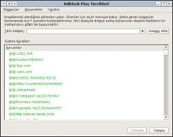 Adblock Plus 1.1.3
