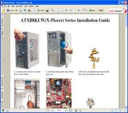 Adobe Reader (İngilizce) 11.0.03