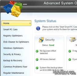 Advanced System Optimizer 3.1