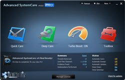 Advanced SystemCare Free 5.4.0.257