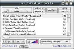 AIC Audio Player 1.5.2.18