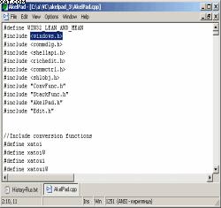 AkelPad 4.5.3