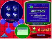 AKINSOFT Music Box 2.18.07