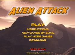 Alien Attack 1.0