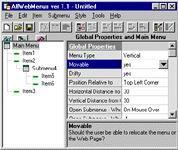 All Web Menus Pro 3.1