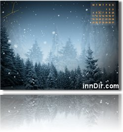 Animated SnowFlakes Screensaver