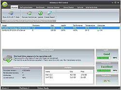 Ashampoo HDD Control 1.11