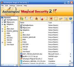 Ashampoo Magical Security 2.02