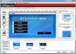 Ashampoo MyAutoplay Menu 1.0.3
