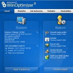 Ashampoo WinOptimizer 11.01
