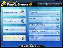 Ashampoo WinOptimizer 5.05