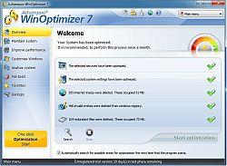 Ashampoo WinOptimizer 7.11