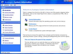 Auslogics System Information  2.0.5.50