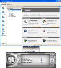 Avast! 4 Professional Edition 4.8.1229