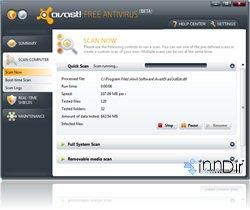 avast! Free Antivirus 5.0.507