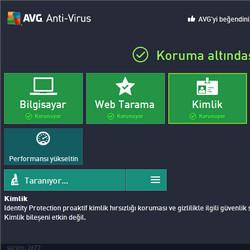 AVG Anti-Virus Free 2013 13.0 Yapı 3258a6152