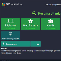 AVG Anti-Virus Free 2013 13.0 Yapı 3272a6212