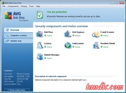 AVG Anti-Virus Free Edition 9.0.798