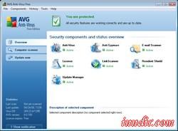 AVG Anti-Virus Free Edition 9.1.1.5