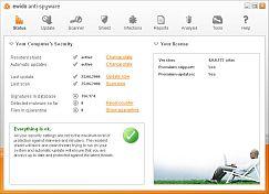 AVG Internet Security 9.0.814a2810