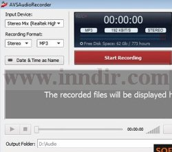 AVS Audio Recorder 4.0.1.21