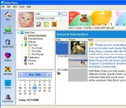 Baby Diary 2.5.560