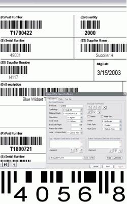 BarCodeWiz Barcode ActiveX Control 4.04