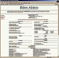 Belarc Advisor 8.1e