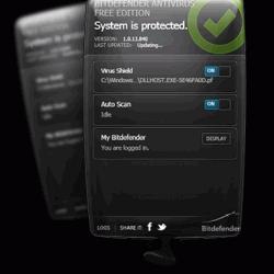 BitDefender Antivirus Free Edition 1.0.14.889