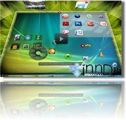 BumpTop 3D Desktop 2.10 Yapı 6225