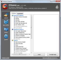 CCleaner Standart 4.05