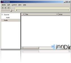 Christine Media Player (Linux) 0.6.1