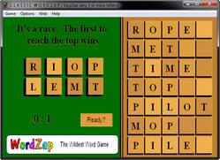 Classic WordZap 2.20