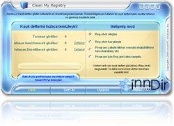 Clean My Registry Türkçe Yama 5.0