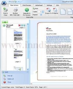 CleverPrint 2011 Yapı 3.0.0
