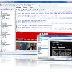 CoffeeCup Free HTML Editor 9.7