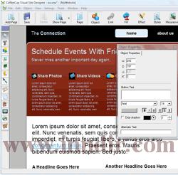 CoffeeCup VisualSite Designer 6.0.6
