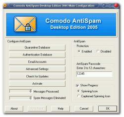 Comodo AntiSpam 2.60