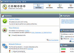 Comodo Internet Security 3.14.130099.587