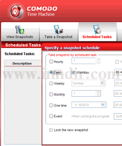 Comodo Time Machine 2.8