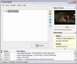 ConvertXtoDVD 3.1.3.38d