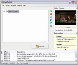 ConvertXtoDVD 3.2.0.52